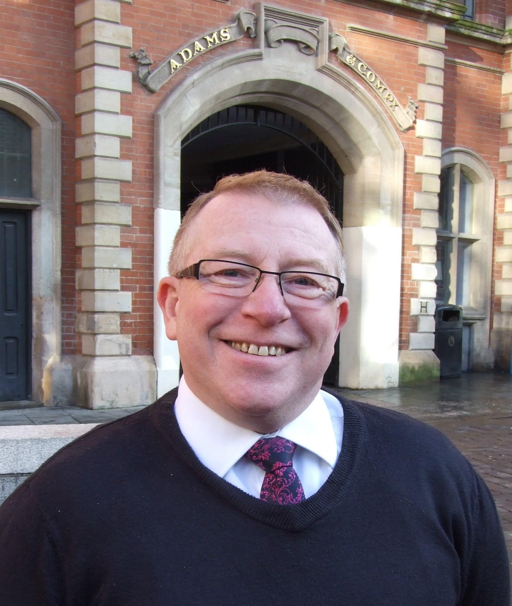 Phil Tomlinson