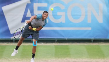 Aegon Nottingham Challenge 2014 - Men's Winner, Nick Kyrgios (AUS)