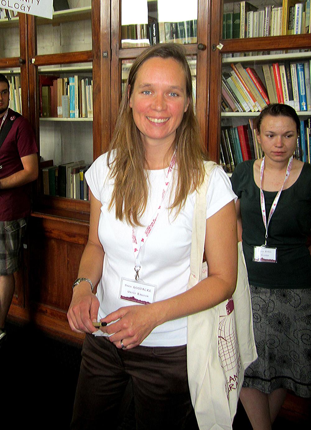 Sara Goodacre