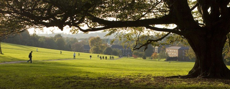 The Downs, University Of Nottingham