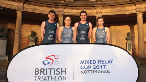british triathlon mixed relay cup 2017 nottingham