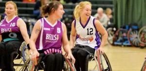 british wheelchair basketball Nottingham