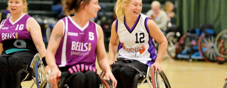 british wheelchair basketball Nottingham