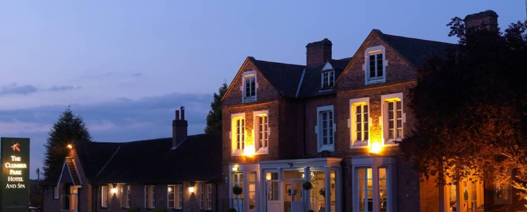 clumber park hotel nottingham
