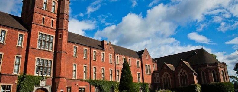 Trent College-exterior