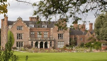 Thrumpton Hall external