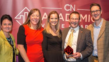 nottingham conference centre academic venue awards
