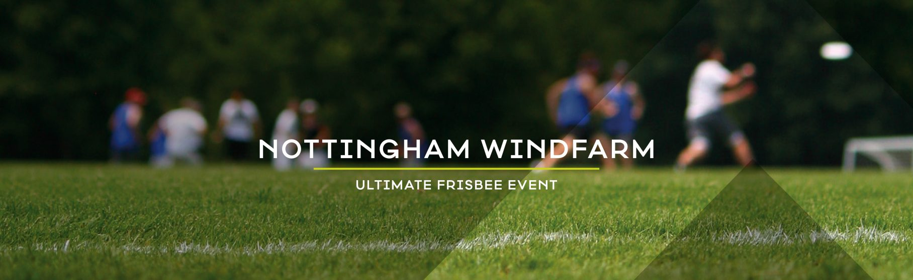 Nottingham Windfarm Ultimate Frisbee
