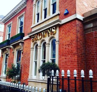 Browns Brasserie & Bar – Nottingham