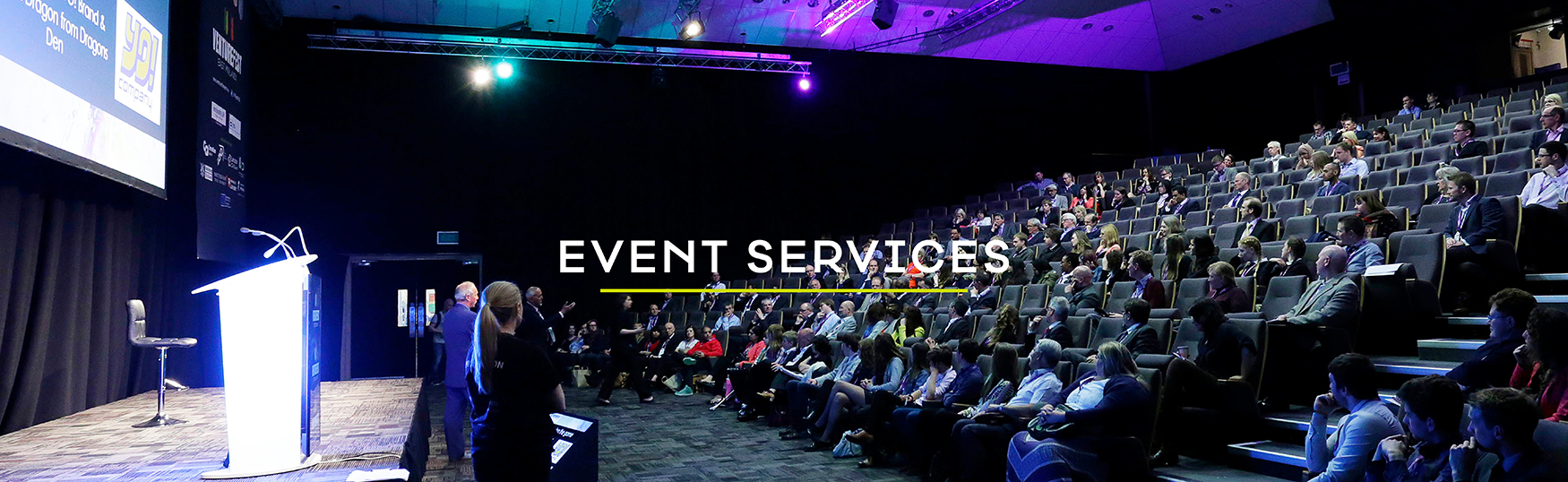Partner event services