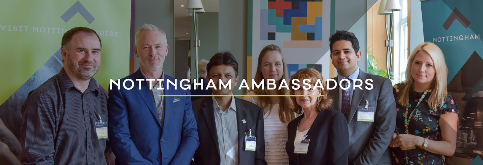 Nottinghamshire Ambassador Programme
